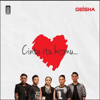 Chord Geisha - Cinta Itu Kamu