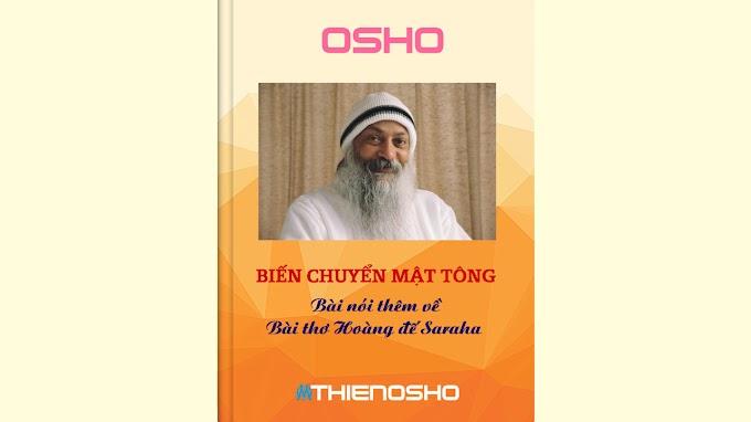 Osho - Biến chuyển Mật Tông