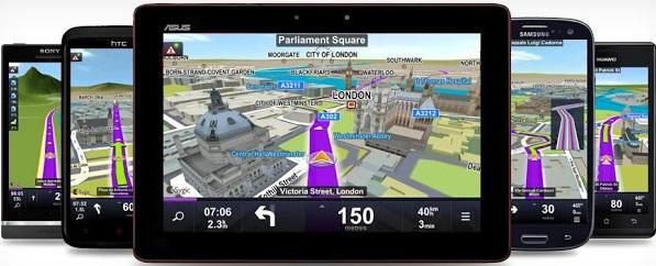 SYGIC TUNISIE ALGRIE NAVIGATION ET TÉLÉCHARGER GRATUITEMENT GPS GRATUIT