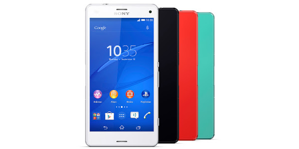 Sony Xperia Z3 Compact officially announced