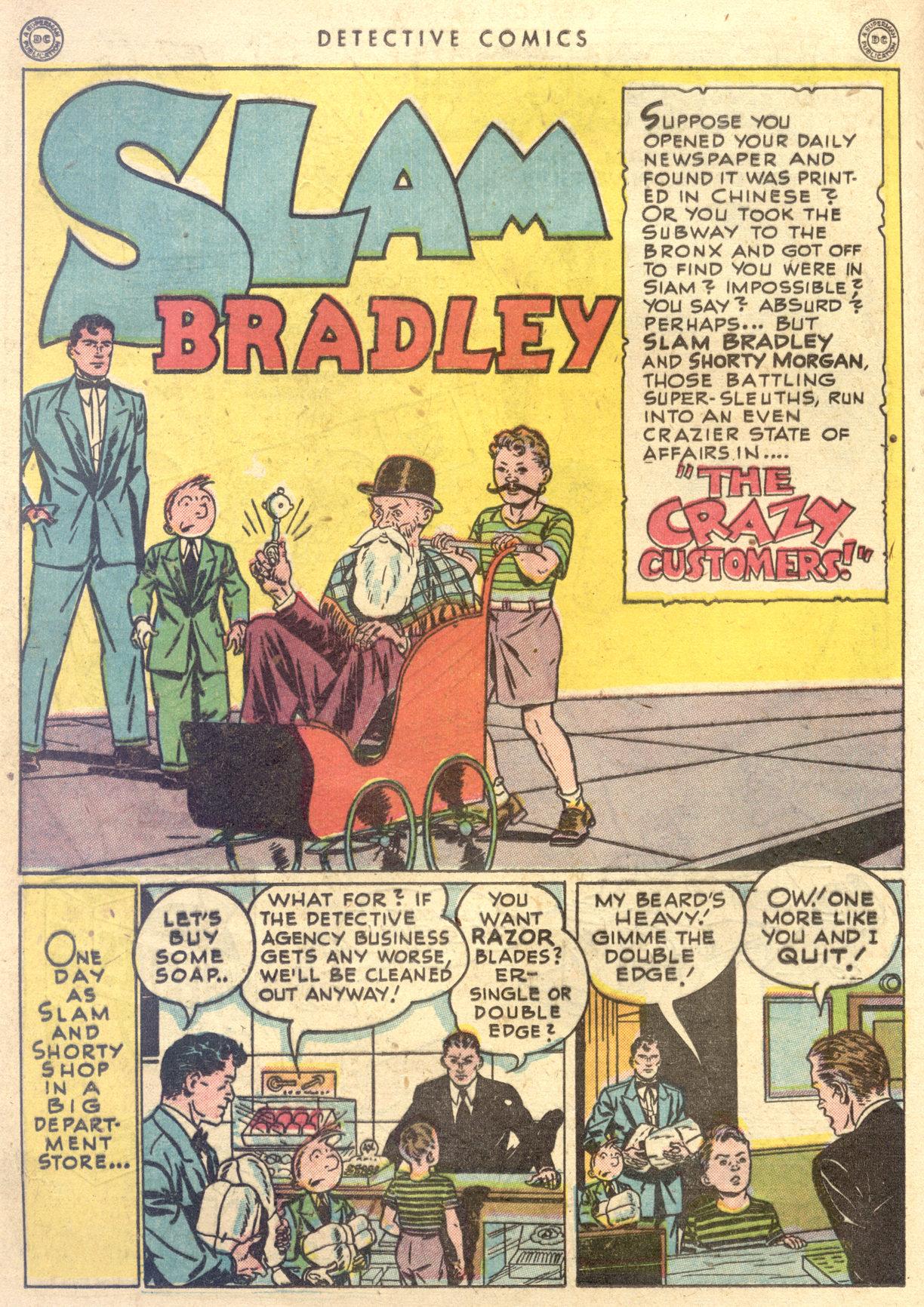 Read online Detective Comics (1937) comic -  Issue #122 - 18