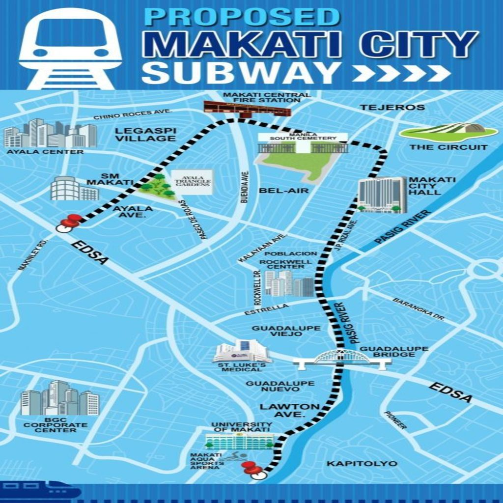 PHL's first Ever Subway System To Finally Start Construction
