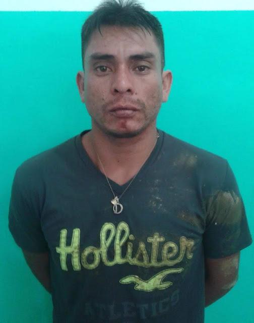 Policiais Civis prendem acusado de mutilar foragido
