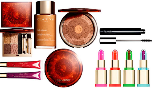CLARINS MAKE UP ESTATE 2013