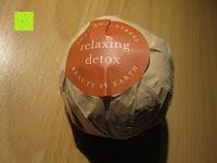 relaxing detox Verpackung: Badekugeln Geschenkpackung - 6 grosse Bio Badenbomben pro Packung - Einzigartige, luxuriöse und sprudelnde Kugeln - die ideale Geschenkidee - Hergestellt in den USA (Beauty by Earth)