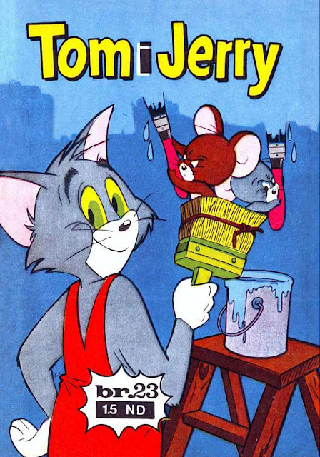 Tom i Jerry 23