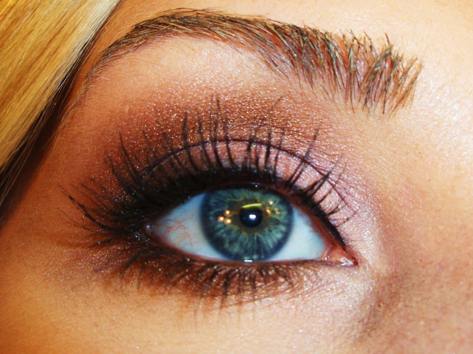 TiffanyD: Spring Smokey Eye: Purple & Bronze Makeup Tutorial