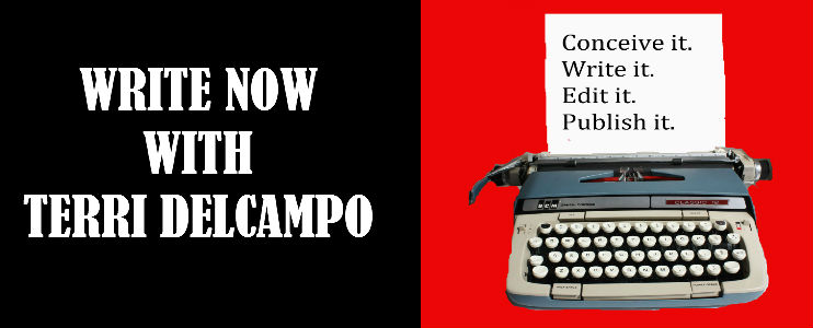 Write Now with Terri DelCampo