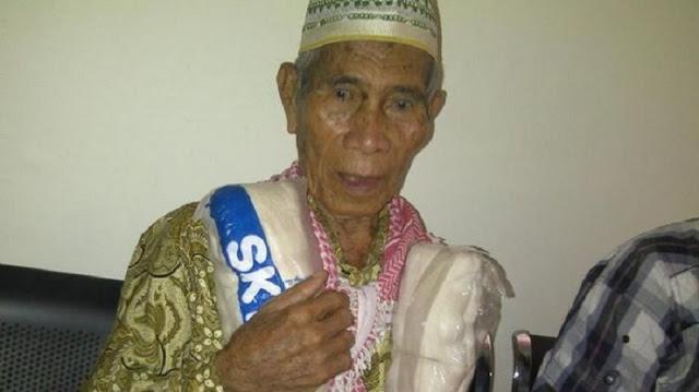 Bapak Bawa Kain Kafan Ke Pengadilan Untuk Sumpah Pocong!! Alasan Dibaliknya Sungguh Miris !