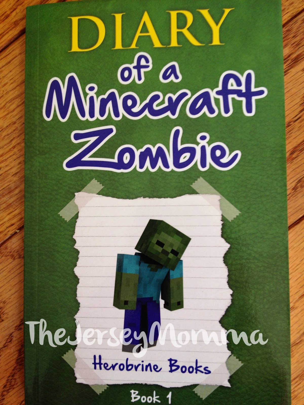 minecraft bookmark template.html