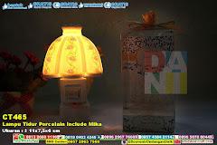 Lampu Tidur Porcelain Include Mika