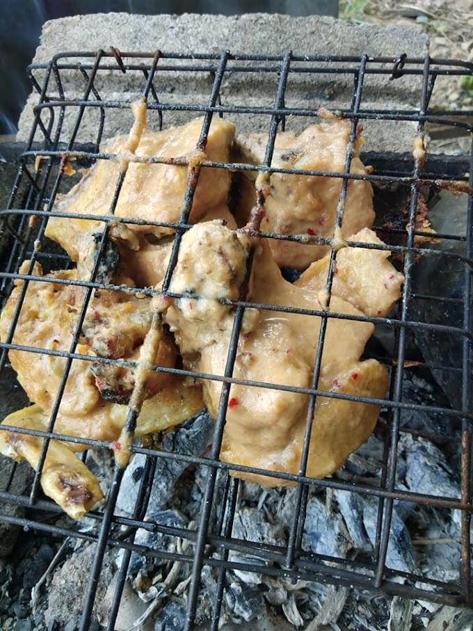 Resepi Ayam Percik Putih Kelantan Original Asli Cara Masak Kuah Sedap