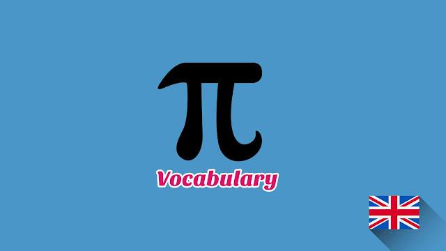 Kosakata Bahasa Inggris Simbol Matematika Disertai Audio Dan Pronunciation