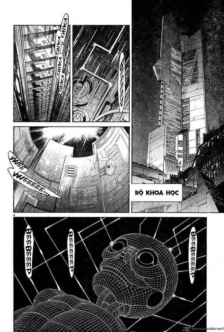 Pluto chapter 38 trang 4