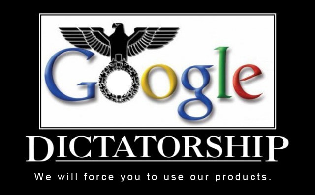 Google Dictatorship