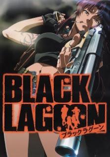 جميع حلقات وأجزاء انمي Black Lagoon مترجم عدة روابط
