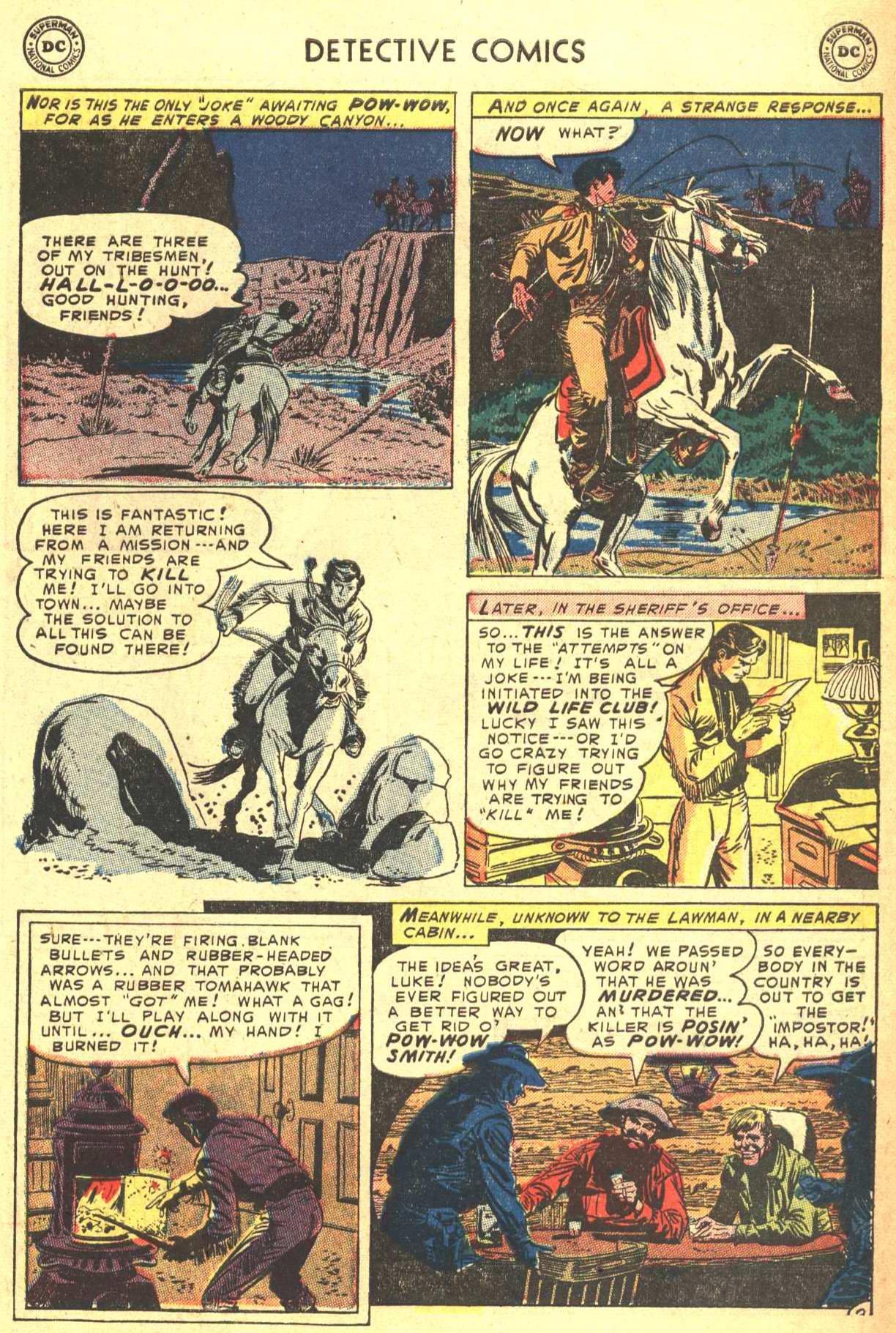Detective Comics (1937) 198 Page 34
