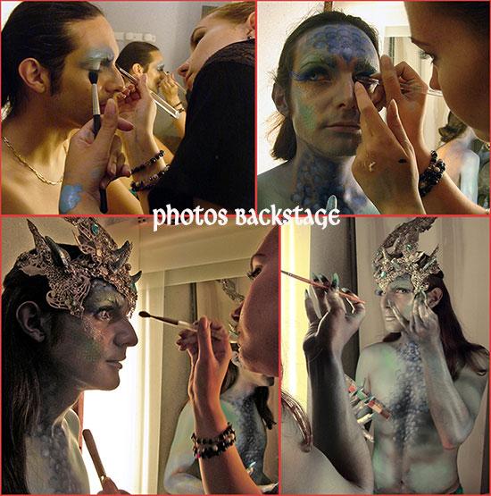 Jennifer Groët MakeUp Artist maquilleuse coiffeuse
