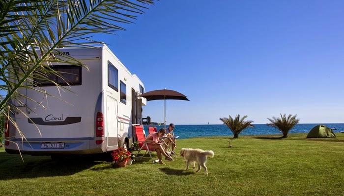 camping, Kroatien, istrien, kroatien urlaub