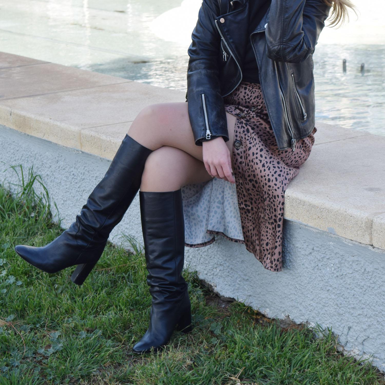 falda_skirt_animal_print_negro_black