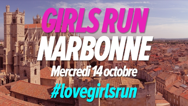 jogging féminin Narbonne girls run