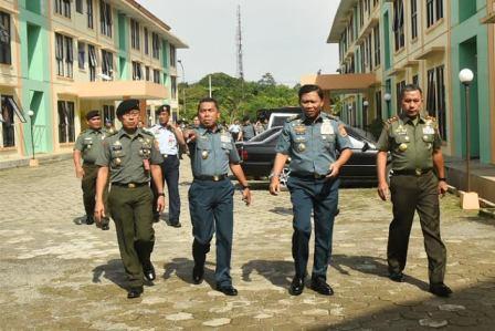 Kepala Staf Umum TNI Buka Rakordok TNI TA. 2016