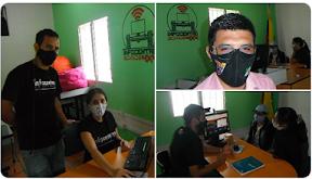 Jóvenes impulsan atención y capacitación tecnológica en Mérida