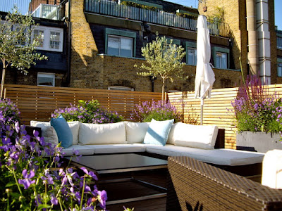 Ideas para decorar la terraza