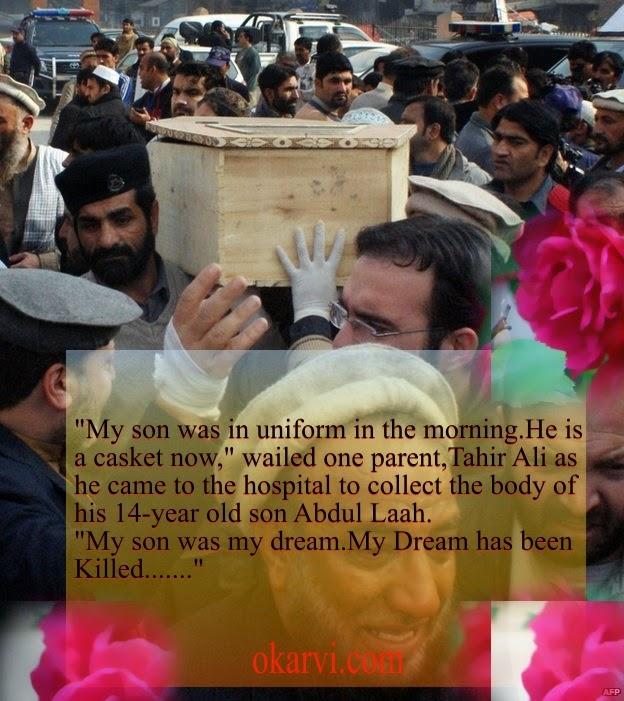 peshawar tragedy continue to condemn the attack academy allama kokab noorani okarvi