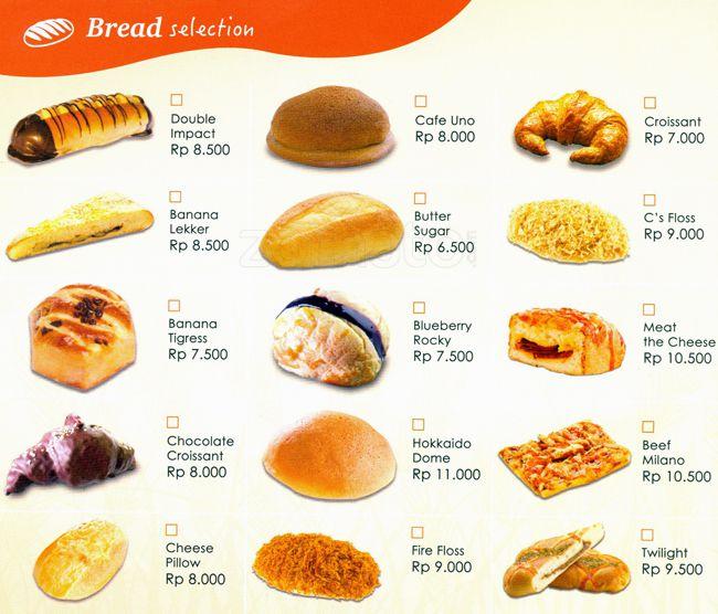 Harga Banana Cake Breadtalk