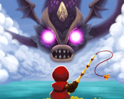 Legend of the Skyfish APK V1.0.10+DATA With Unique Weapon