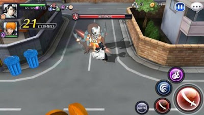 Bleach: Brave Souls v6.1.4 Mod Apk (God Mode & More)