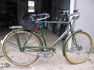 The Bike Shed September 2012