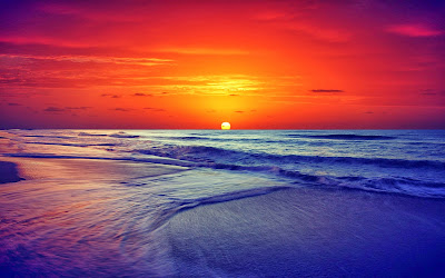 sea-sunset-beach-photo-wallpaper-1680x1050