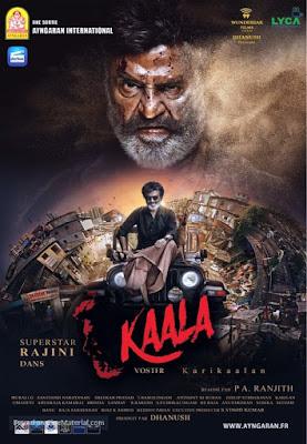 Kaala 2018 Full Hindi Movie Download in 720p HD