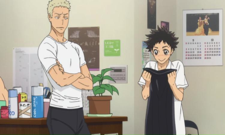 Anime Review : Ballroom e Youkoso (Welcome to the Ballroom)