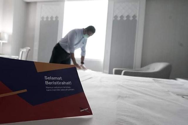 DKI Siapkan Hotel Untuk Tenaga Medis