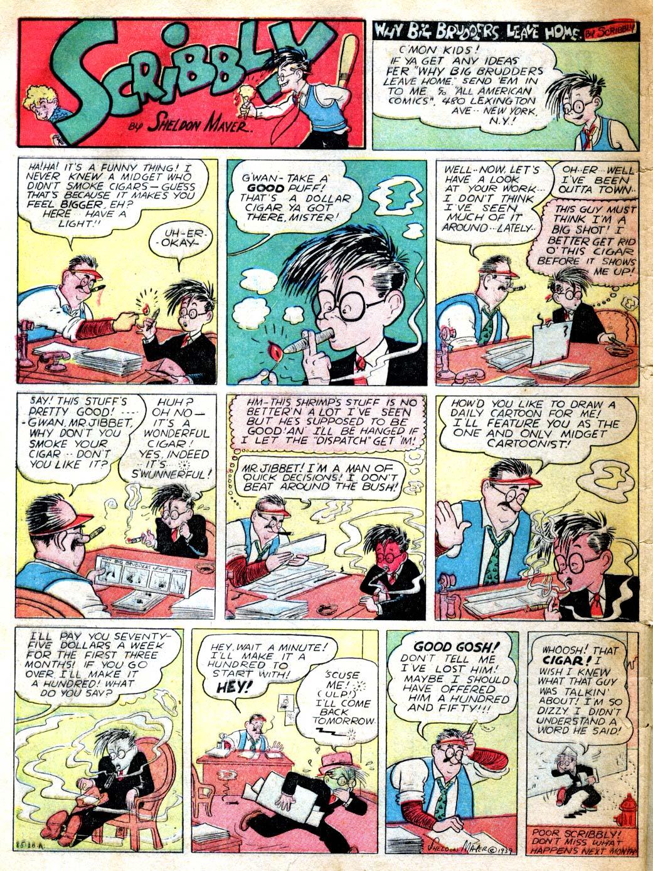 Read online All-American Comics (1939) comic -  Issue #5 - 62