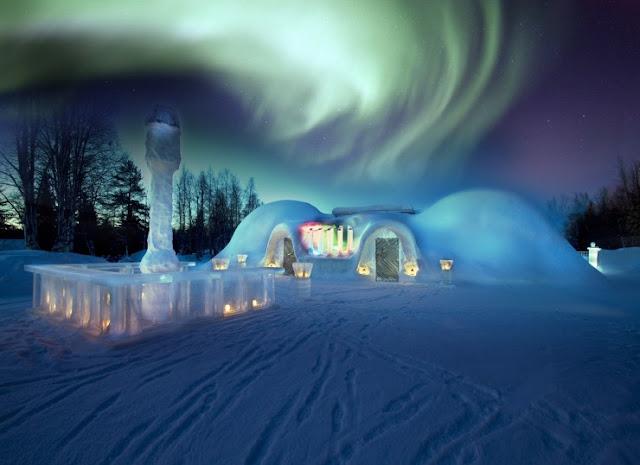 Hotel Arctic Snow, Finlandia
