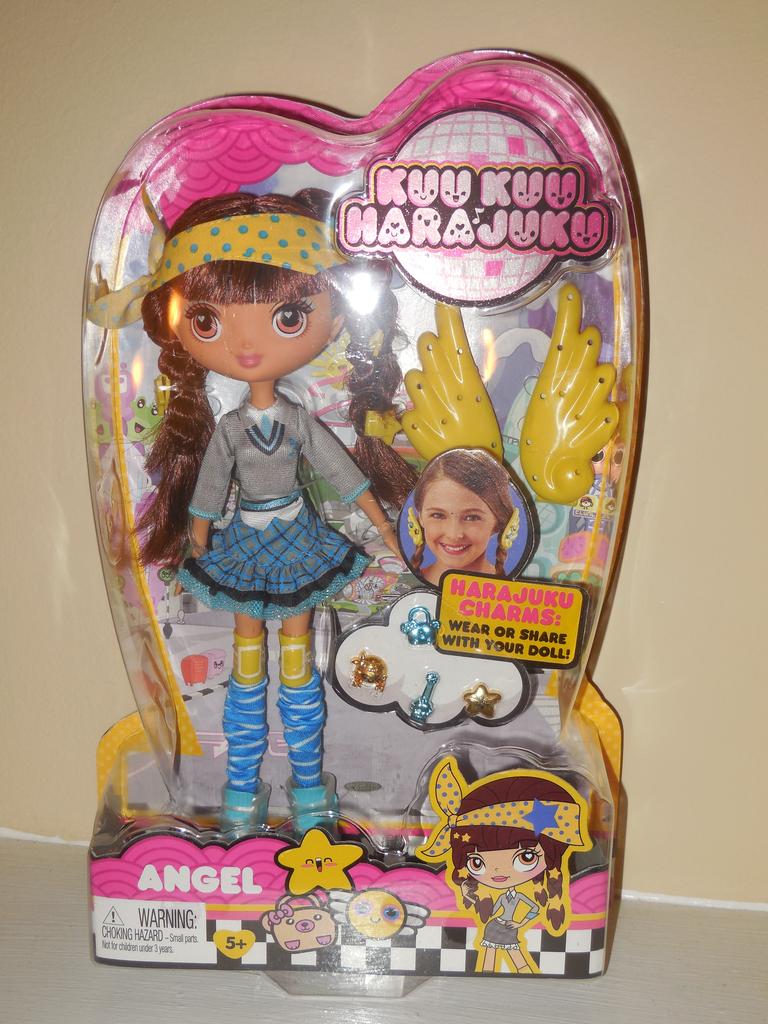 Kuu Kuu Harajuku Angel Doll