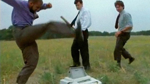 So I Used The FAX Machine Yesterday Because It Looked Lonely Do You Remember Scene From Office Space Yes Know Which One Im Talking About