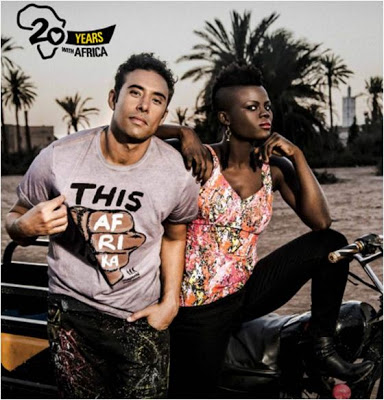 Wiyaala To Perform At Timitar Festival In Morocco With Ahmed Soultan