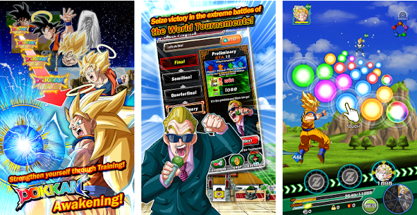 Dragon Ball Z Dokkan Battle Mod Apk Latest