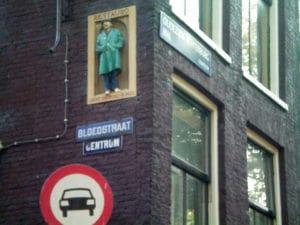 5 spooklocaties in Amsterdam.