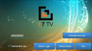 تفعيل جديد l7 IPTV بديل تطبيق Mediastar-IPTV Pro لمشاهدة Bein Sports HD