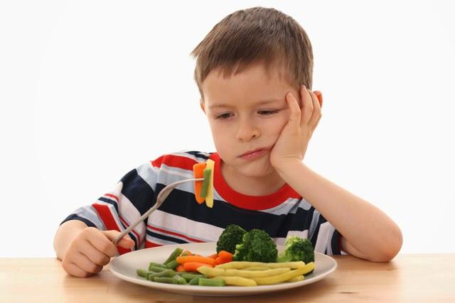 Mengapa Anak Susah Makan