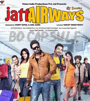 Jatt Airways (2013) DVDRip XviD 1CDRip [DDR]