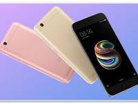 Spesifikasi dan Harga Xiaomi Redmi 5A Terbaru
