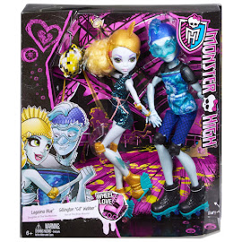 MH Wheel Love Lagoona Blue Doll
