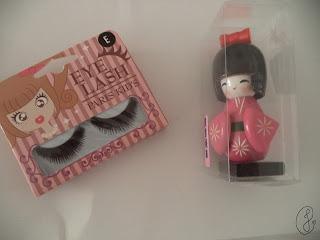 make maquiagem make up cílios postiços moda japonesa boneca doll kokeshi japanese fashion beleza beauty